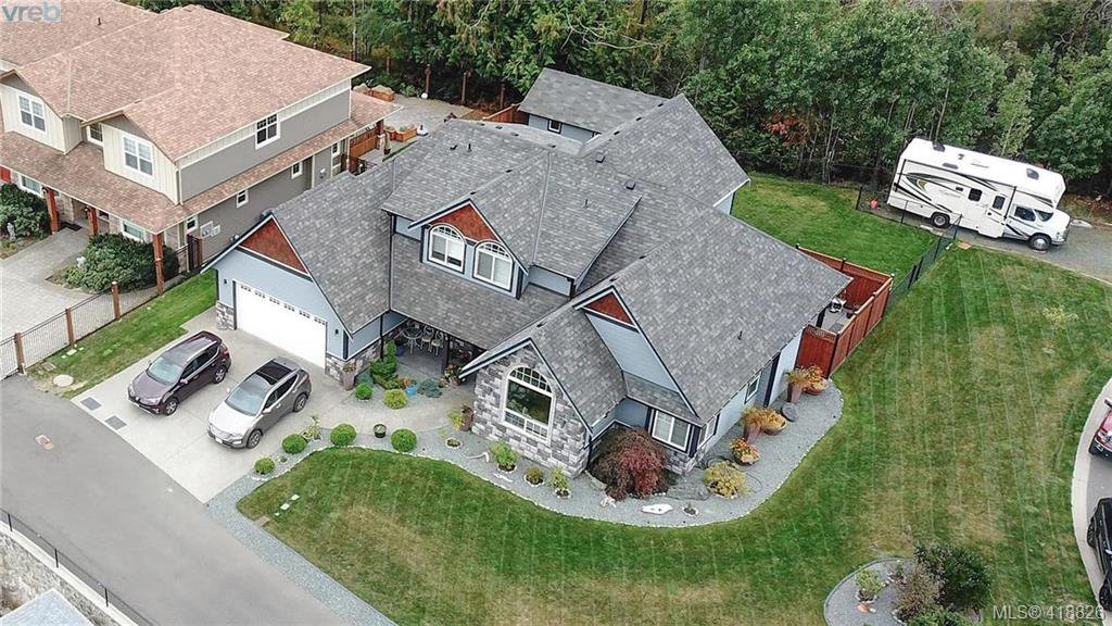 Main Photo: 948 Step Moss Close in VICTORIA: La Happy Valley Single Family Detached for sale (Langford)  : MLS®# 418826