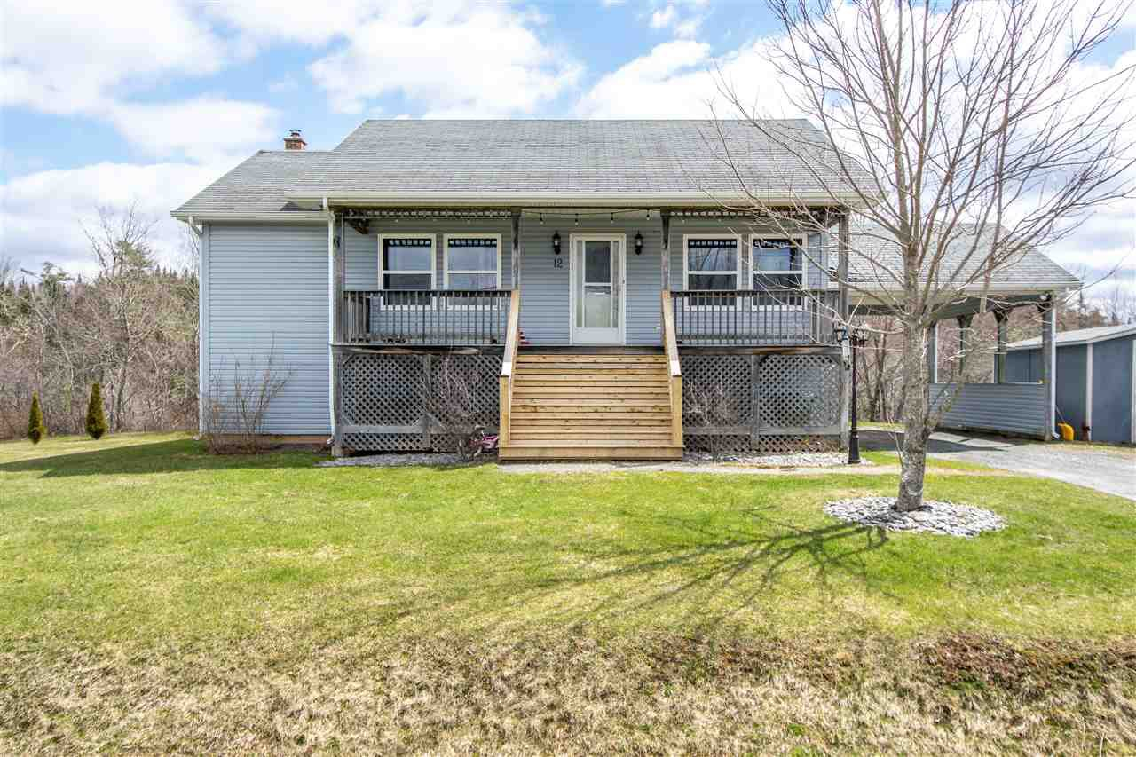 Main Photo: 12 Manuel Drive in Dutch Settlement: 105-East Hants/Colchester West Residential for sale (Halifax-Dartmouth)  : MLS®# 202006804