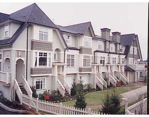 Main Photo: 9 3711 ROBSON COURT in Richmond: Terra Nova Townhouse for sale ()  : MLS®# V763054