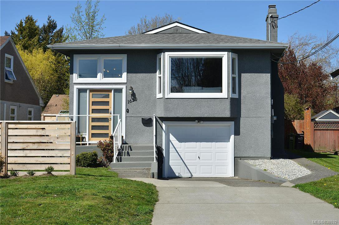 Main Photo: 1620 Burton Ave in Victoria: Vi Oaklands House for sale : MLS®# 838532