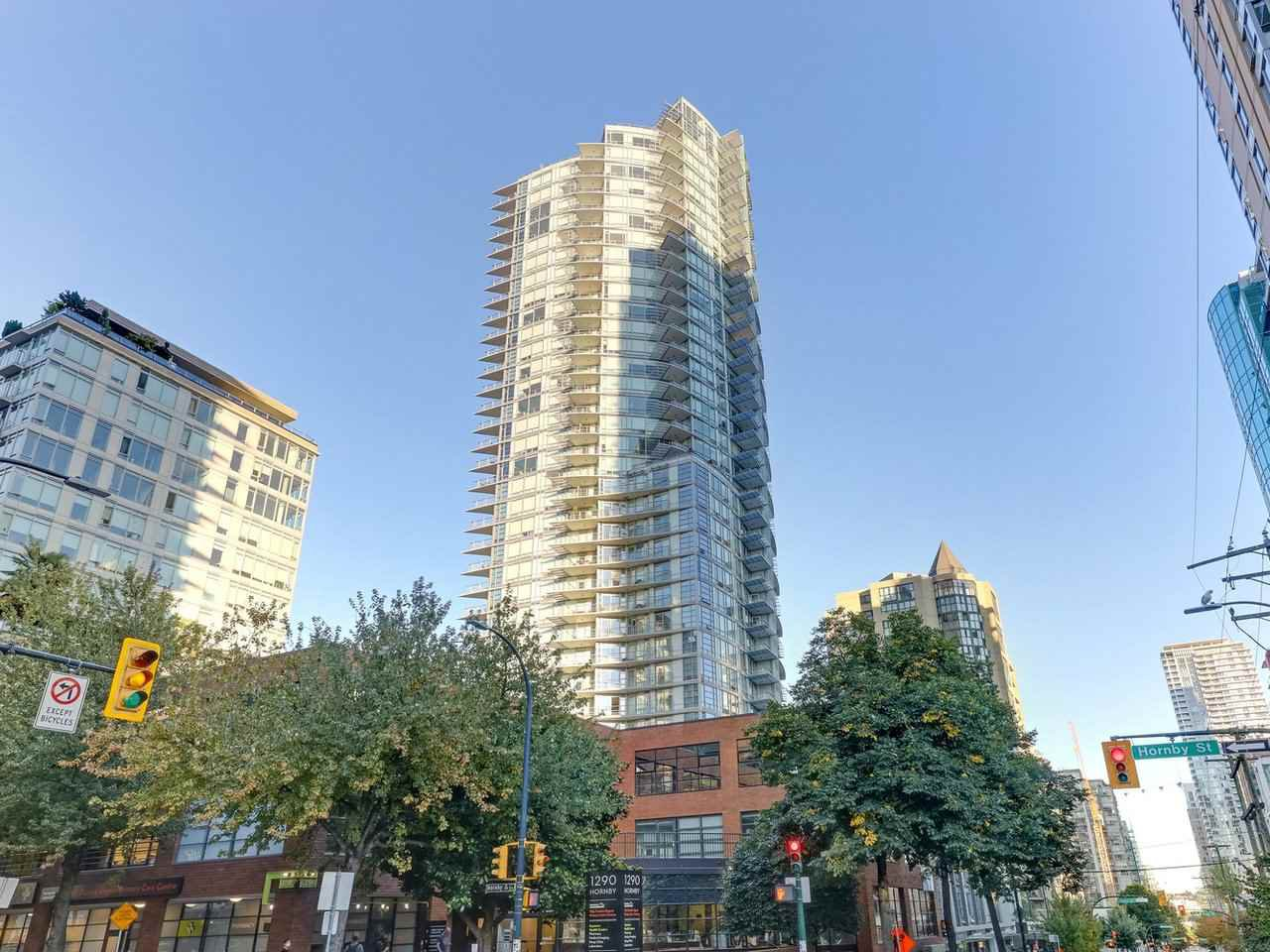 """Main Photo: 3505 1283 HOWE Street in Vancouver: Downtown VW Condo for sale in """"TATE DOWNTOWN"""" (Vancouver West)  : MLS®# R2496200"""