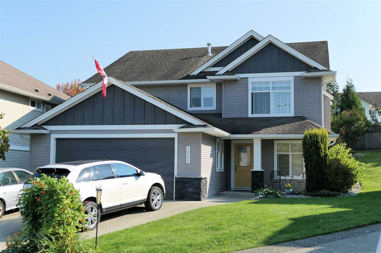 Main Photo: 3668 GREENDALE Court in Abbotsford: Abbotsford West House for sale : MLS®# R2506337