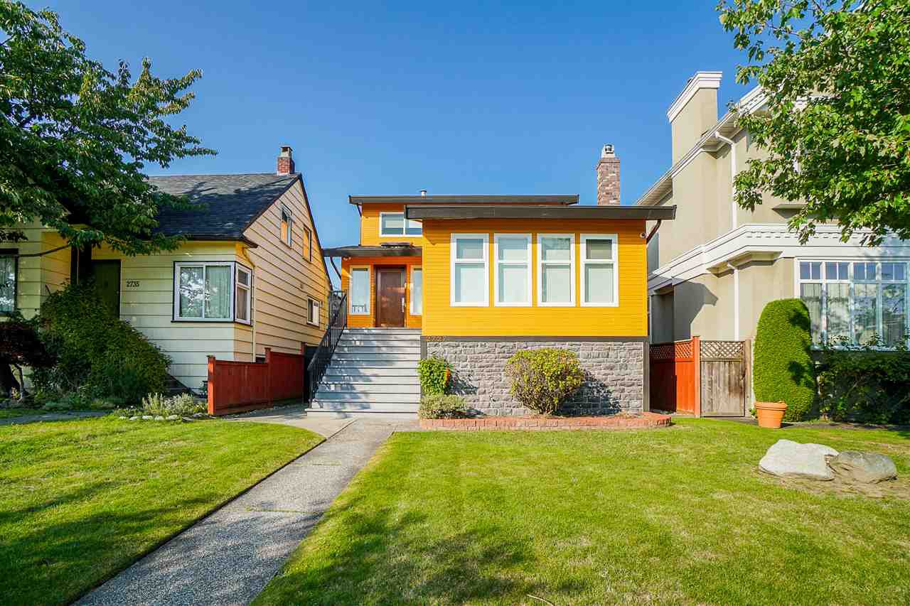 Main Photo: 2727 W 20TH Avenue in Vancouver: Arbutus House for sale (Vancouver West)  : MLS®# R2510559