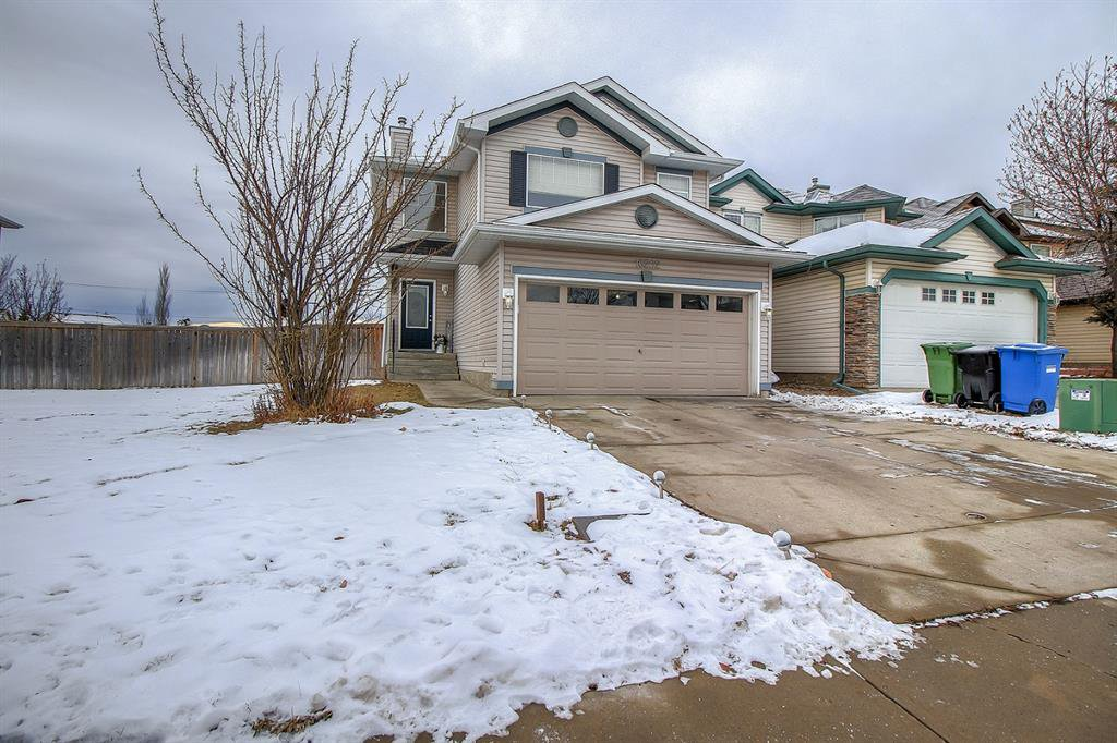 Main Photo: 16202 Everstone Road SW in Calgary: Evergreen Detached for sale : MLS®# A1050589