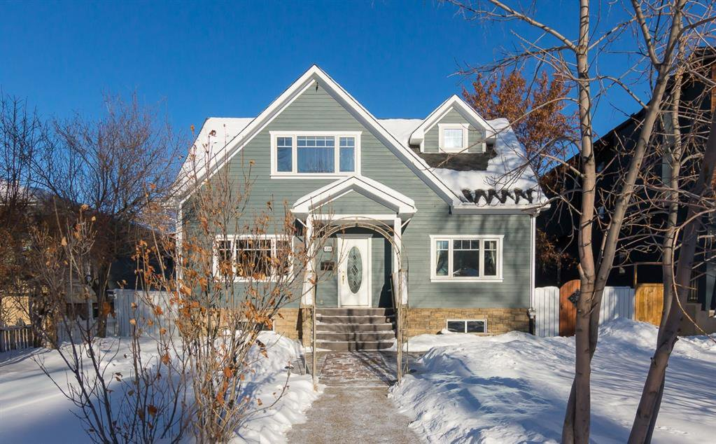 Main Photo: 230 24 Avenue NE in Calgary: Tuxedo Park Detached for sale : MLS®# A1057566