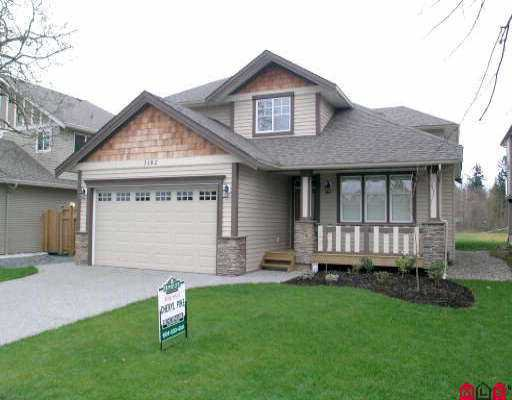 "Main Photo: 3182 STATION RD in Abbotsford: Aberdeen House for sale in ""STATION PLACE"" : MLS®# F2604283"