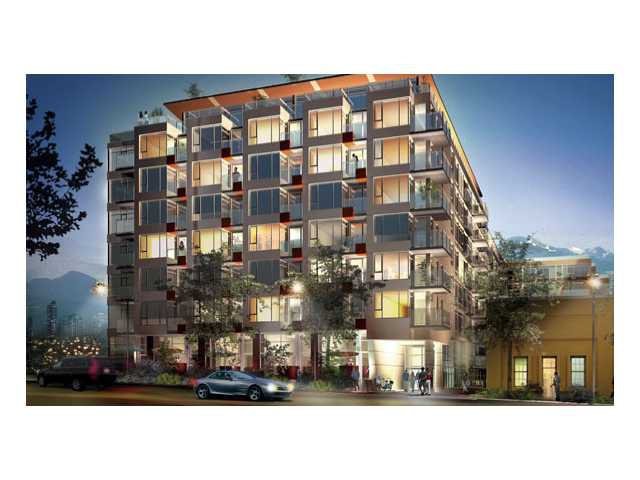 """Main Photo: 304 251 E 7TH Avenue in Vancouver: Mount Pleasant VE Condo for sale in """"District"""" (Vancouver East)  : MLS®# V935031"""