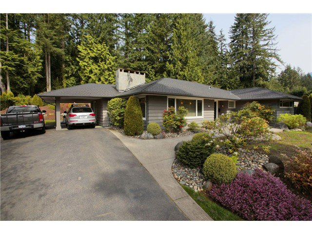 Main Photo: 355 RABBIT Lane in West Vancouver: British Properties House for sale : MLS®# V949171