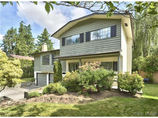 Main Photo: 460 Dressler Rd in VICTORIA: Co Wishart South Single Family Detached for sale (Colwood)  : MLS®# 609304