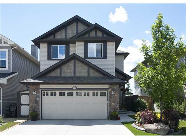 Main Photo: 165 BRIGHTONSTONE Bay SE in CALGARY: New Brighton Residential Detached Single Family for sale (Calgary)  : MLS®# C3529469