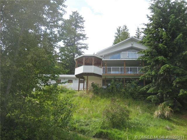 Main Photo: 8703 Squilax Anglemont Road in St. Ives: House for sale : MLS®# 10058201
