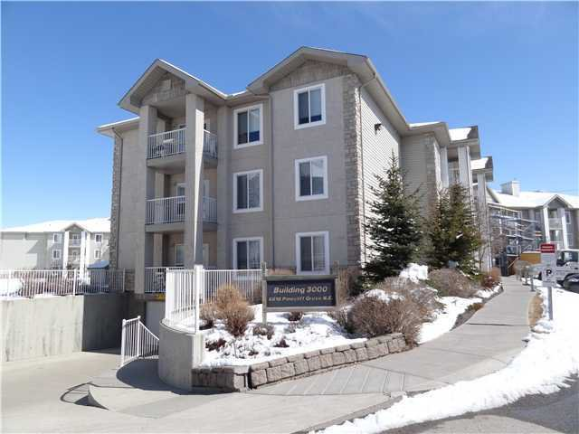 Main Photo: 3307 6818 PINECLIFF Grove NE in CALGARY: Pineridge Condo for sale (Calgary)  : MLS®# C3530350