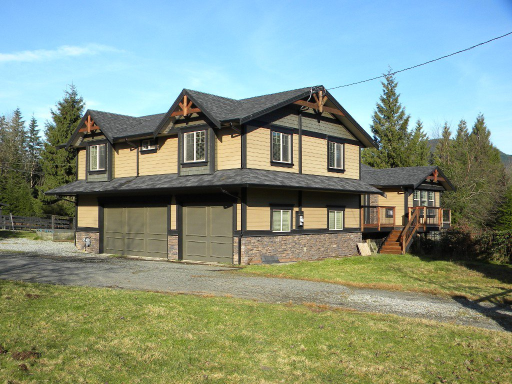 Photo 11: Photos: 30919 DEWDNEY TRUNK RD in Mission: Stave Falls House for sale : MLS®# F1303274