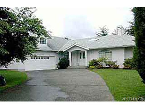 Main Photo: 4482 Tyndall Ave in VICTORIA: SE Gordon Head Single Family Detached for sale (Saanich East)  : MLS®# 216987
