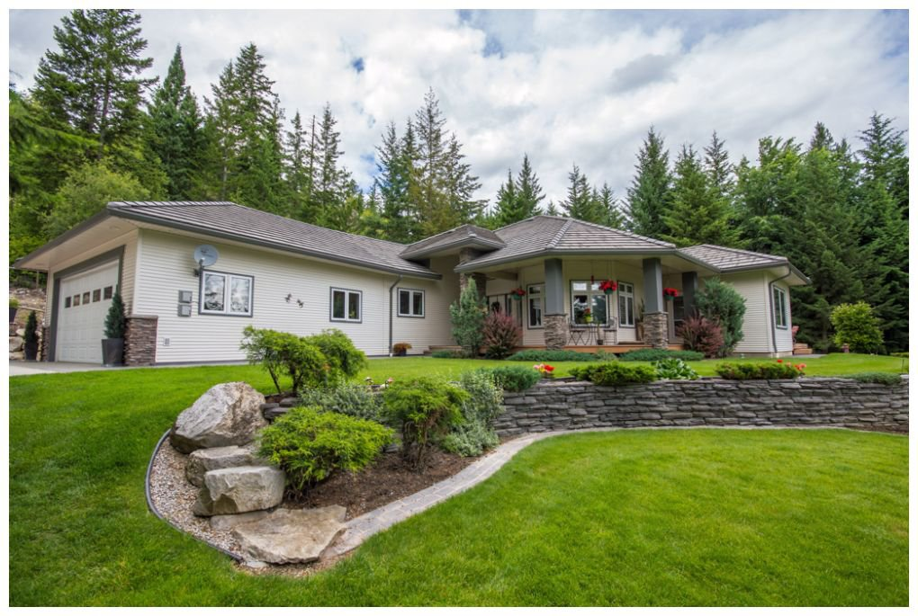 Main Photo: 9 6500 Northwest 15 Avenue in Salmon Arm: Panorama Ranch House for sale : MLS®# 10084898