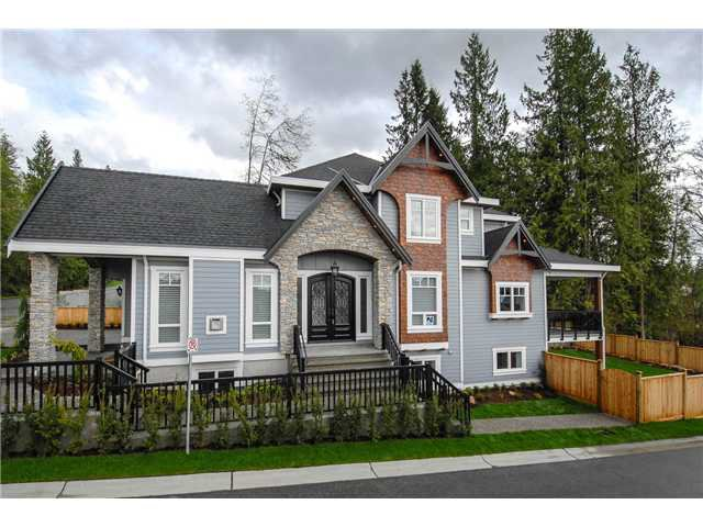 Main Photo: 3396 Highland Drive in Coquitlam: Burke Mountain House for sale : MLS®# V1059740