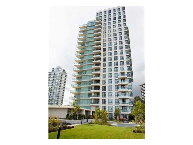 Main Photo: 602 2200 Douglas Road in Burnaby: Brentwood Park Condo for sale (Burnaby North)  : MLS®# V1089361