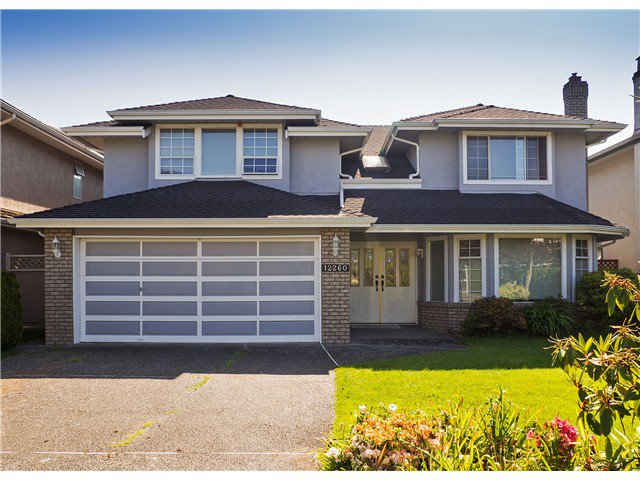 Main Photo: 12260 Alliance Dr in Richmond: Steveston South House for sale : MLS®# V1123399