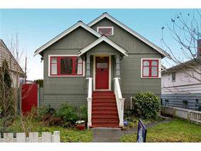 Main Photo: 590 E 26th Avenue in Vancouver: Fraser VE House for sale (Vancouver East)  : MLS®# V985993