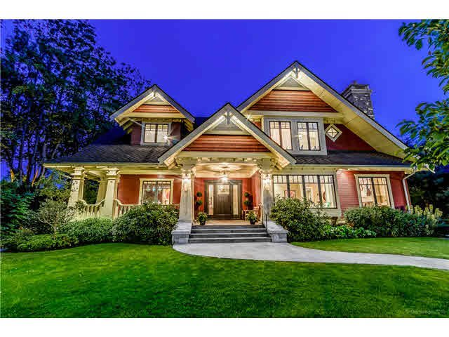 1428 Devonshire Crescent, Vancouver, BC   Gorgeous Shaughnessy Home