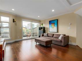Photo 6: Photos: East 4th in North Vancouver: Lower Lonsdale Townhouse for rent