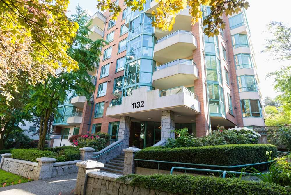 Main Photo: 103 1132 HARO STREET in Vancouver: West End VW Condo for sale (Vancouver West)  : MLS®# R2064892