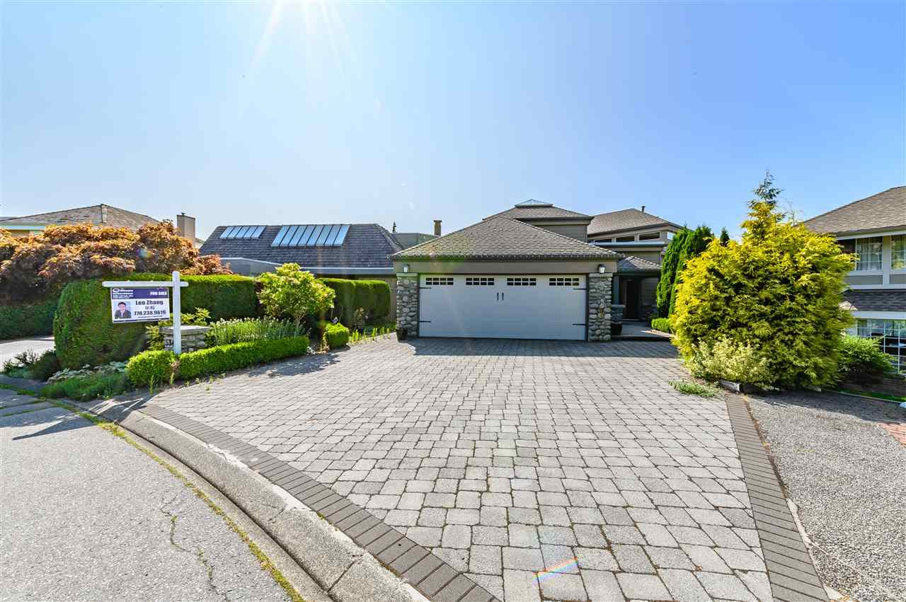 Photo 2: Photos: 5349 MONTE BRE CRESCENT in West Vancouver: Upper Caulfeild House for sale : MLS®# R2345408