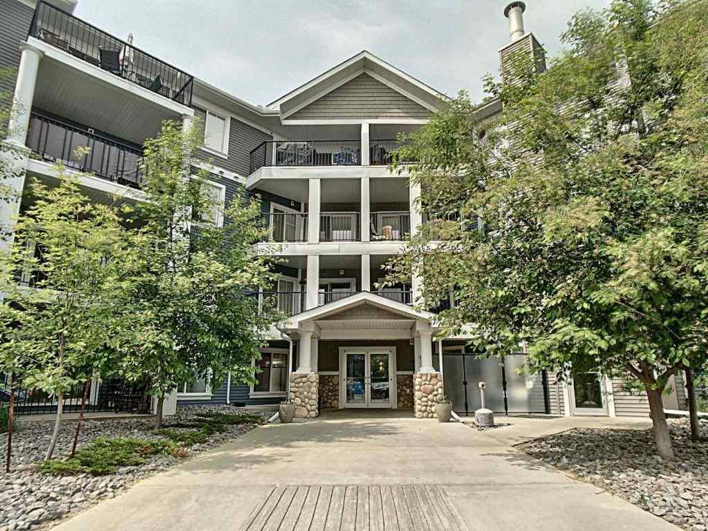 Main Photo: 323 6084 Stanton Drive in Edmonton: Zone 53 Condo for sale : MLS®# E4179124