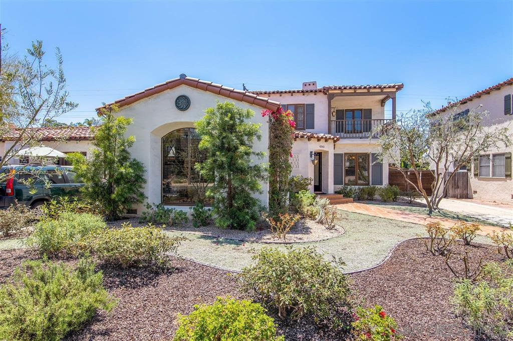Main Photo: KENSINGTON House for sale : 5 bedrooms : 4343 Adams Avenue in San Diego