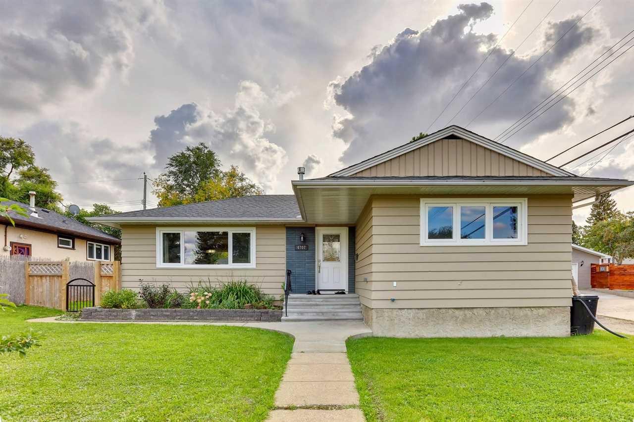 Main Photo: 4707 107 Avenue in Edmonton: Zone 19 House for sale : MLS®# E4183803
