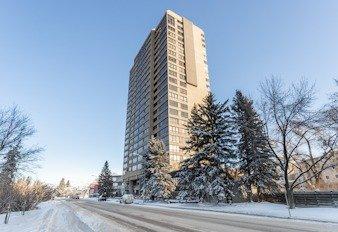 Main Photo: 602 9929 SASKATCHEWAN Drive in Edmonton: Zone 15 Condo for sale : MLS®# E4208536