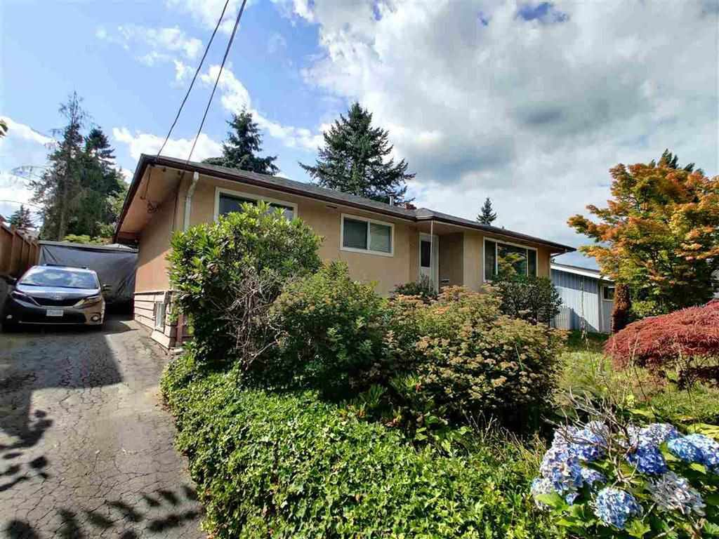 "Main Photo: 740 GUILTNER Street in Coquitlam: Coquitlam West House for sale in ""Neighborhood Attached Residential"" : MLS®# R2514316"