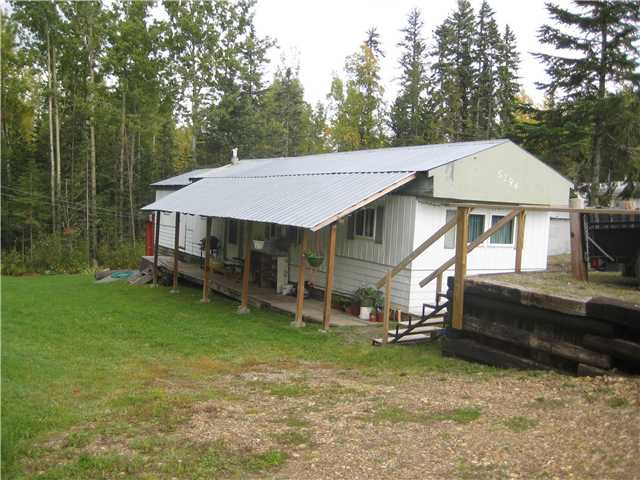 Main Photo: 5194 GRAVES Road in Prince George: North Blackburn Manufactured Home for sale (PG City South East (Zone 75))  : MLS®# N220219