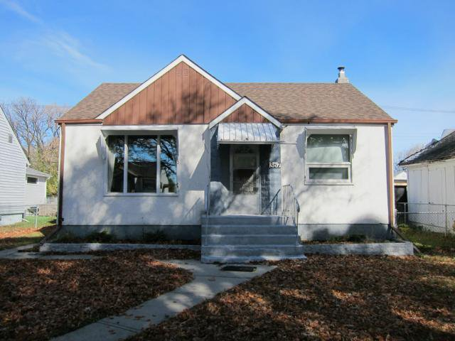 Main Photo: 367 Sydney Avenue in WINNIPEG: East Kildonan Residential for sale (North East Winnipeg)  : MLS®# 1220888