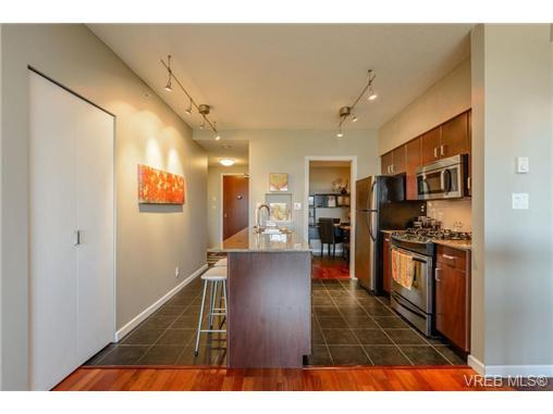 Main Photo: 506 160 Wilson Street in VICTORIA: VW Victoria West Condo Apartment for sale (Victoria West)  : MLS®# 326607