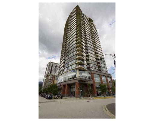 "Main Photo: 2302 400 CAPILANO Road in Port Moody: Port Moody Centre Condo for sale in ""ARIA 2"" : MLS®# V1019598"