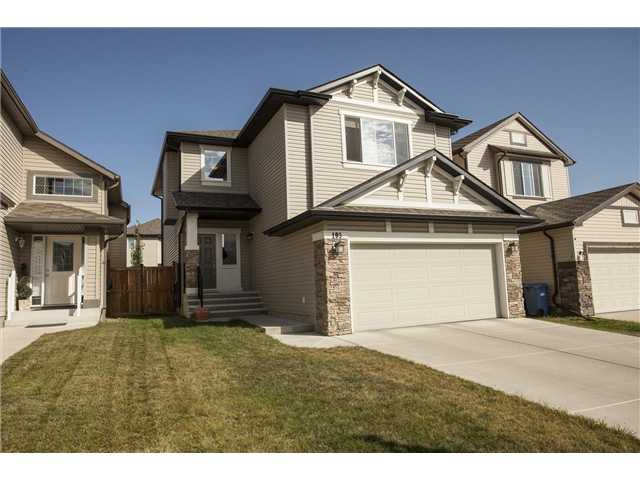 Photo 1: Photos: 193 EVERGLEN Crescent in CALGARY: Evergreen Residential Detached Single Family for sale (Calgary)  : MLS®# C3585807