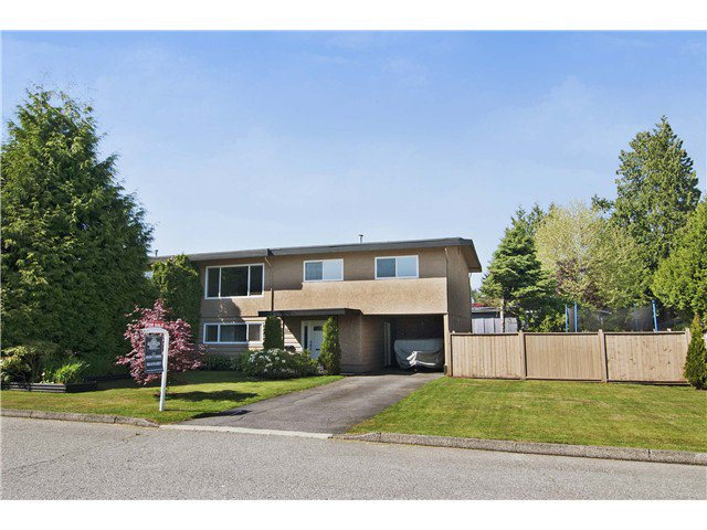 Main Photo: 1195 Fraser Avenue: House 1/2 Duplex for sale (Port Coquitlam)  : MLS®# V1007360