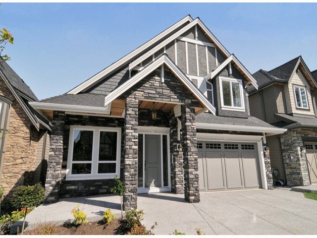 Main Photo: 2726 163A ST in Surrey: Grandview Surrey House for sale (South Surrey White Rock)  : MLS®# F1409490