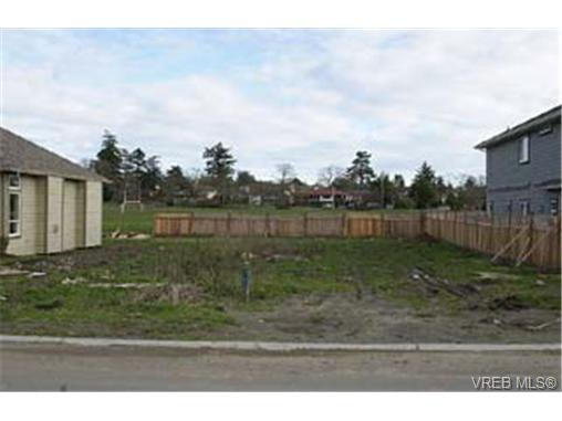 Main Photo: 4213 Oakview Pl in VICTORIA: SE Lambrick Park Land for sale (Saanich East)  : MLS®# 275104