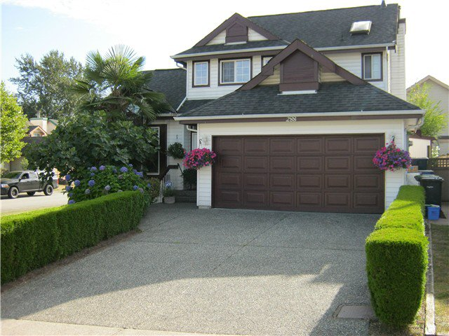 Main Photo: 288 SANTIAGO Street in Coquitlam: Cape Horn House for sale : MLS®# V1082145