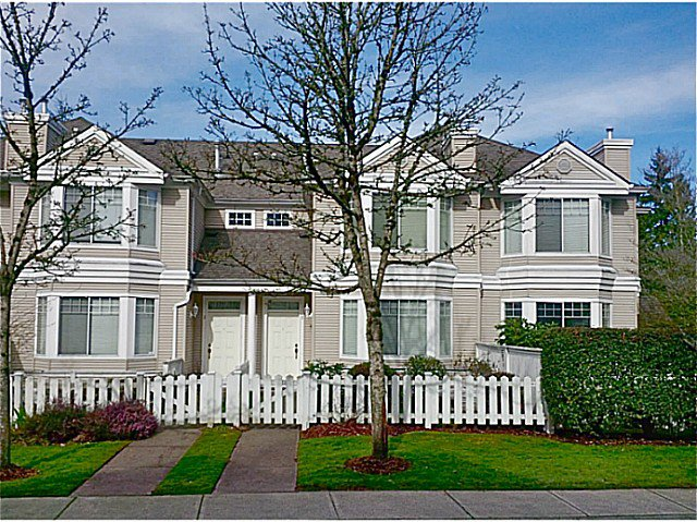 Main Photo: # 2 7501 CUMBERLAND ST in Burnaby: The Crest Condo for sale (Burnaby East)  : MLS®# V1114176