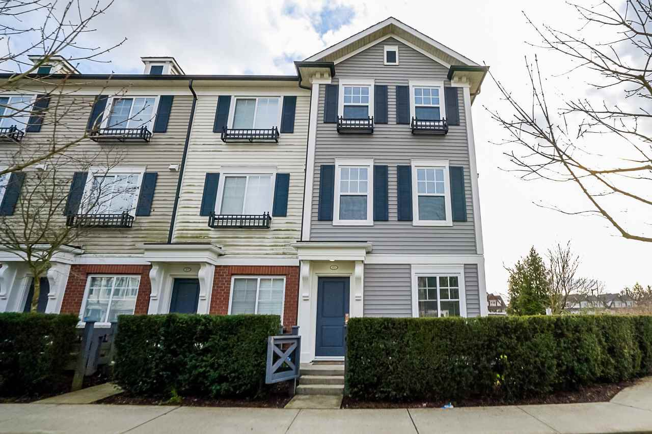 """Main Photo: 82 7233 189 Street in Surrey: Clayton Townhouse for sale in """"TATE"""" (Cloverdale)  : MLS®# R2438882"""