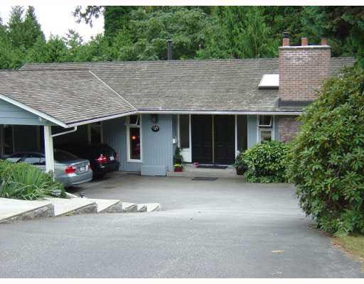 Main Photo: 1395 EVELYN STREET in North Vancouver: Lynn Valley House for sale ()  : MLS®# V785949
