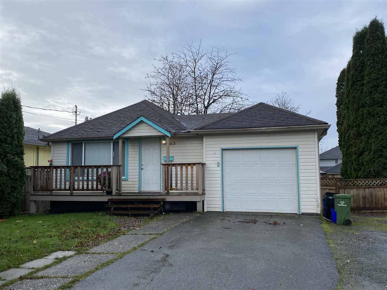 Main Photo: 9363 WOODBINE Street in Chilliwack: Chilliwack E Young-Yale House for sale : MLS®# R2519231