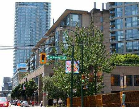 Main Photo: # 614 555 ABBOTT ST in Vancouver: Condo for sale (Canada)  : MLS®# V776179