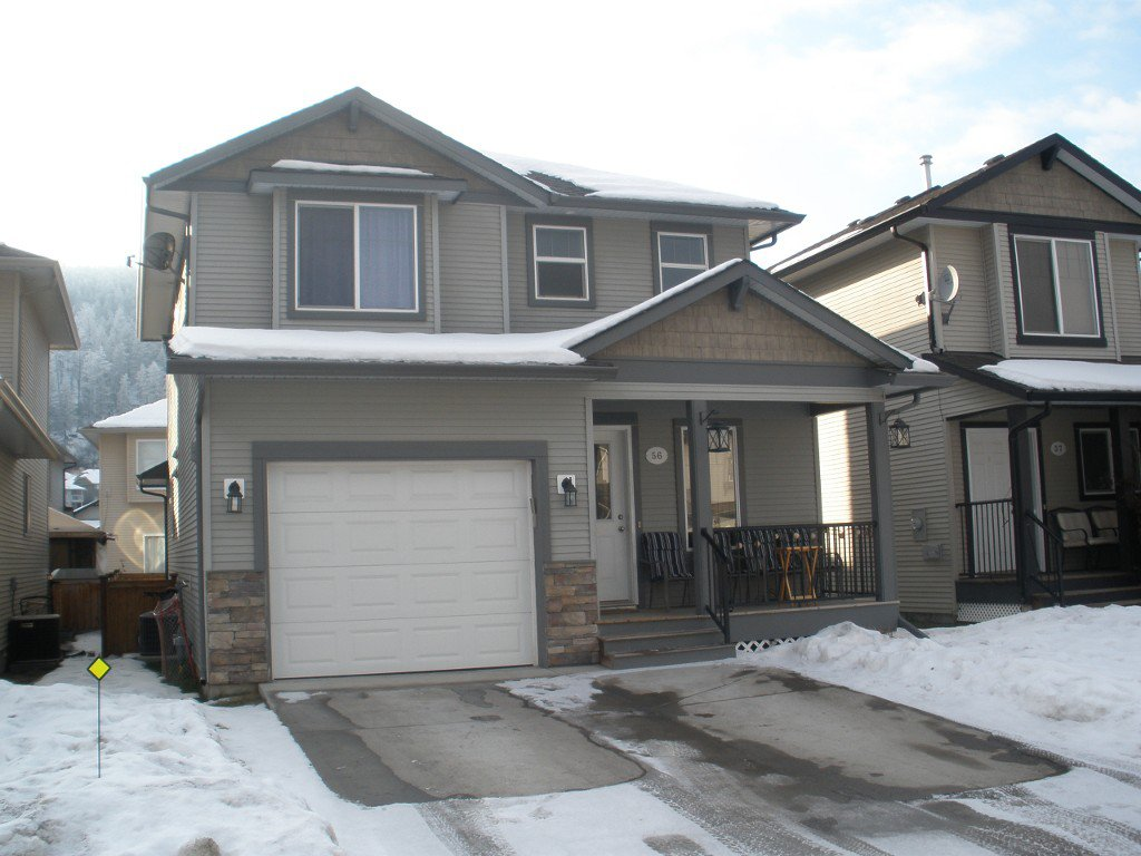 Main Photo: 56-1760 Copperhead Drive in Kamloops: Pineview Townhouse for sale : MLS®# 120349