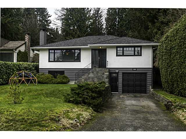 Main Photo: 1688 Evelyn Street in North Vancouver: Lynn Valley House for sale : MLS®# V1107007