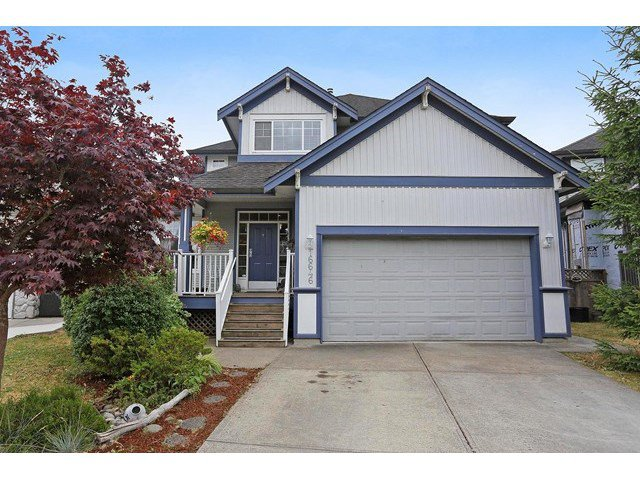 Main Photo: 16646 61 AV in Surrey: Cloverdale BC House for sale (Cloverdale)  : MLS®# F1446236
