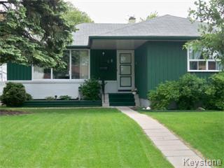 Main Photo: 18 Antoine Avenue in Winnipeg: Westwood / Crestview Single Family Detached for sale (West Winnipeg)  : MLS®# 1111905